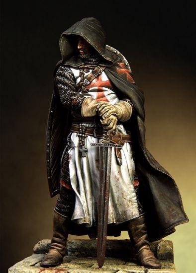 ser guerrero,luchar,templario