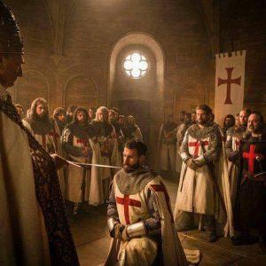 Ser Investido Caballero Templario