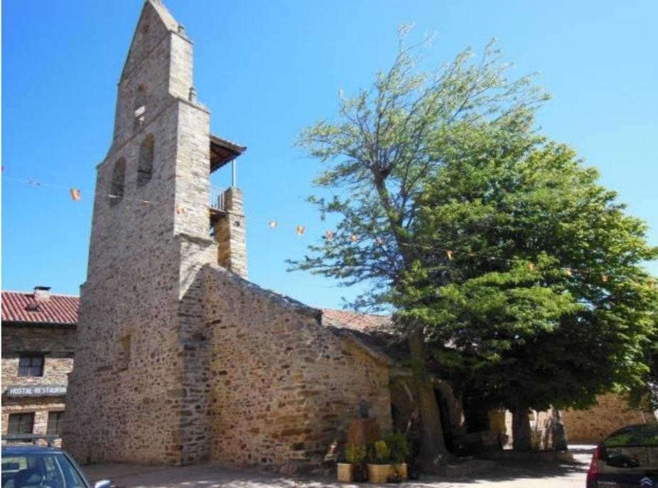 Iglesia Parroquial de Rabanal del Camino