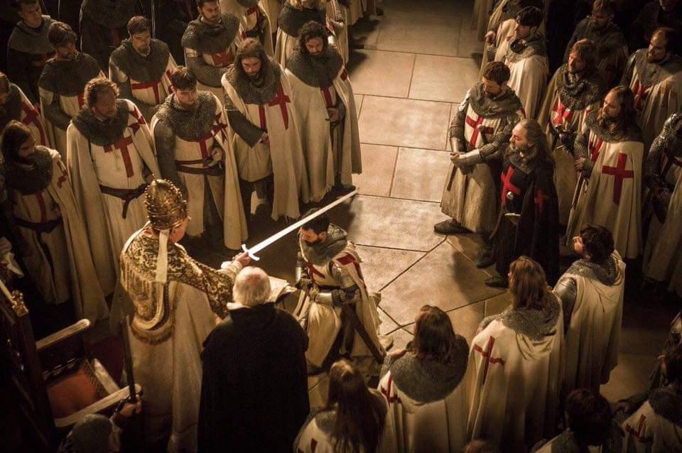 Iniciacion Templaria