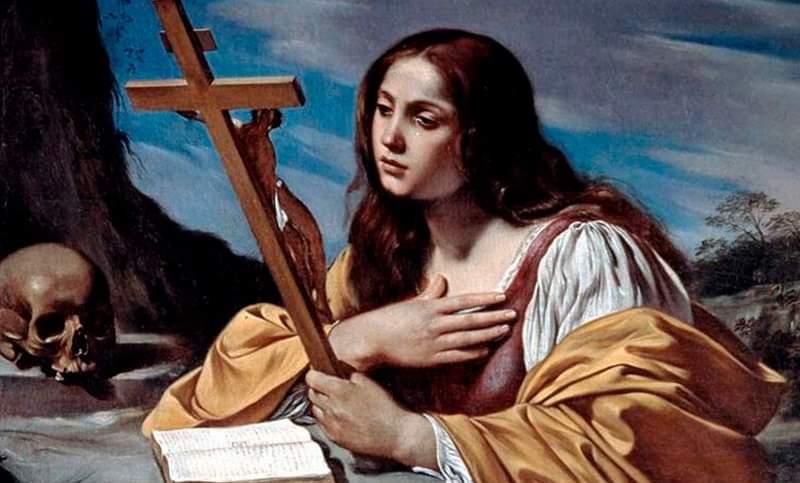 MARIA MAGDALENA…APÓSTOL DE LOS APOSTOLES 1