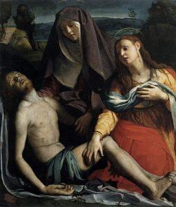 María Magdalena, testigo de la Resurrección
