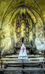 El Mas Allá templario - preparativos en la muerte