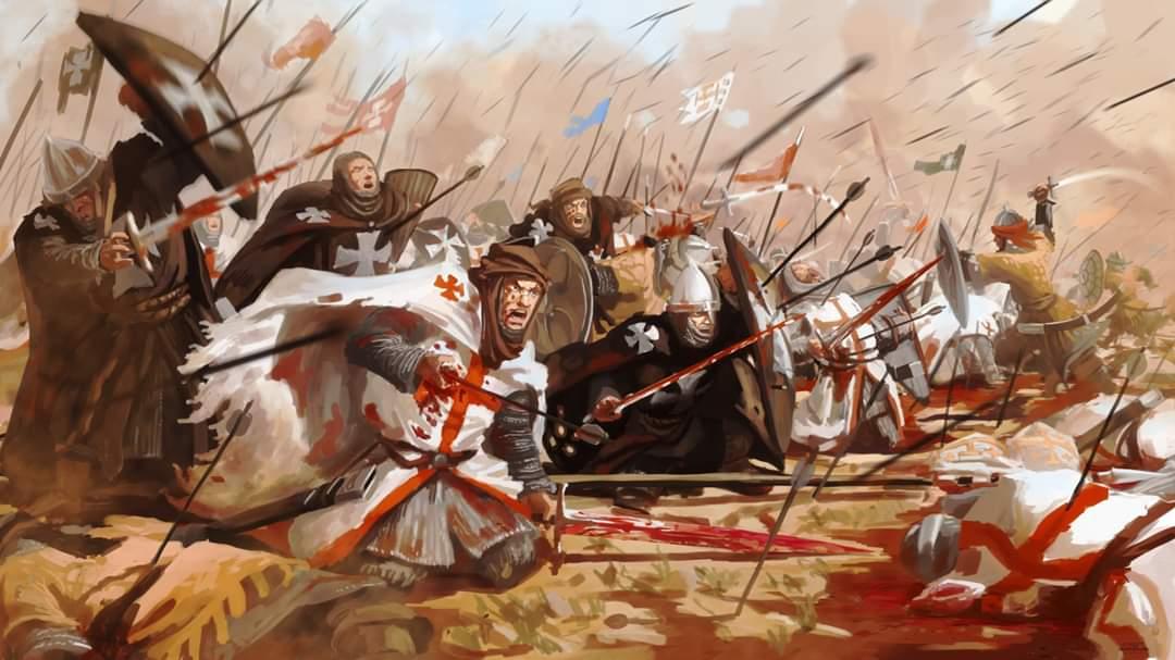 Templarios...la Ultima Batalla