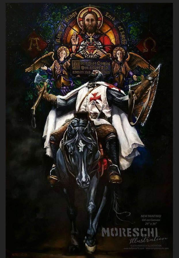 La Fuerza de un Templario
