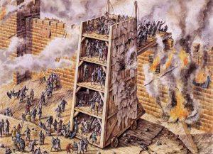el asedio de Jerusalén