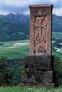 templarios y la misa del rito armenio