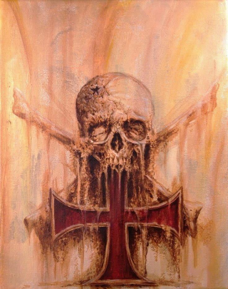 La Orden Templaria y El Secreto de Constantino El Grande