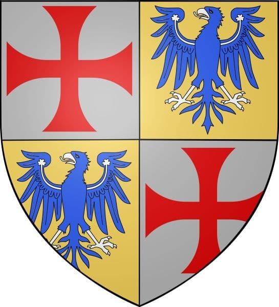 EL 11° Gran Maestre Robert De Sable