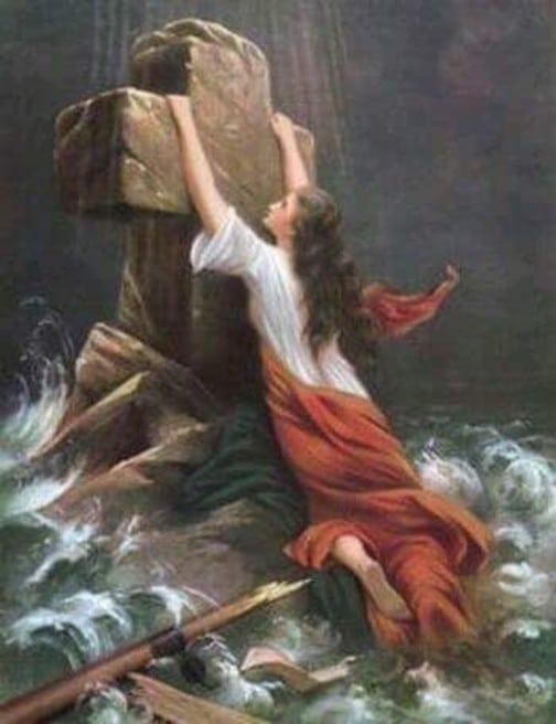 Murió Maria Magdalena