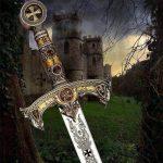oracion de la espada templaria