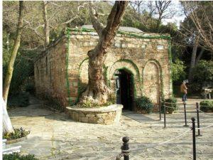 La casa de la Virgen María