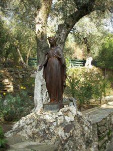 la casa de la Virgen Maria