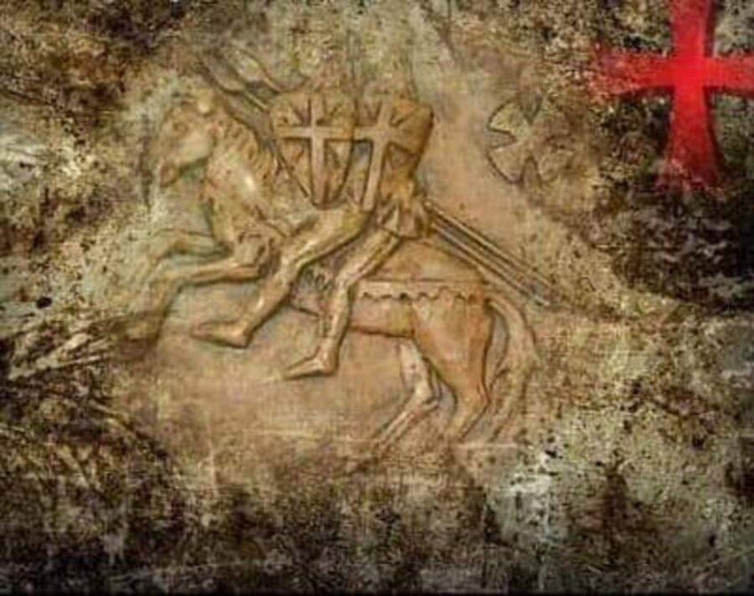 la voluntad del Templario