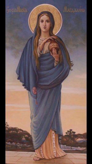 La Adoración a la Magdalena