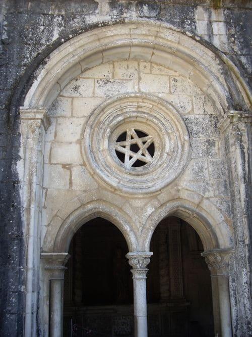 El Pentagrama y los Templarios